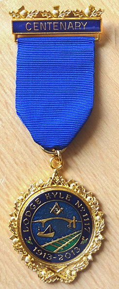 Centenary Jewel