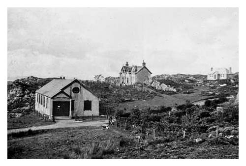 The Old Drill Hall in Kyle of Lochalsh