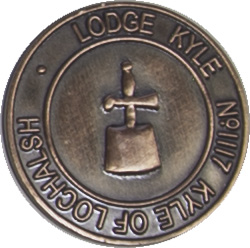 Standard Masonic Lodge Penny